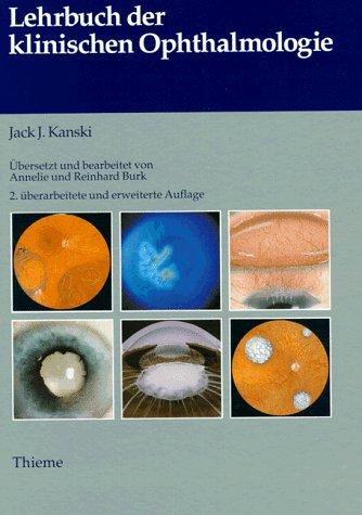 9783136834022: Lehrbuch der Klinischen Ophthalmologie 2