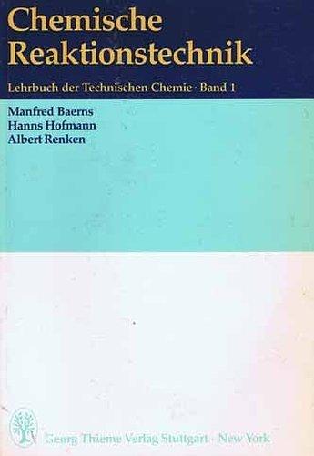 9783136875018: Chemische Reaktionstechnik, Bd 1