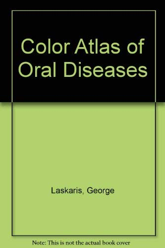 9783137170013: Color Atlas of Oral Diseases
