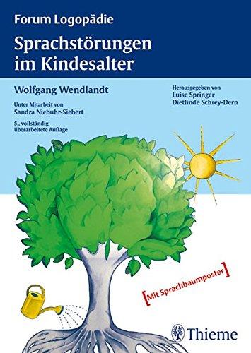9783137785057: Sprachstörungen im Kindesalter: Materialien zur Früherkennung und Beratung