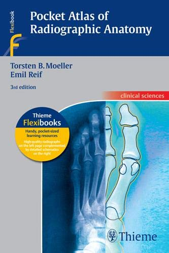 9783137842033: Pocket Atlas of Radiographic Anatomy (Flexibooks)