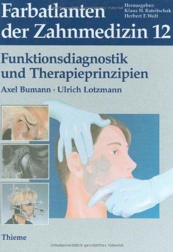 9783137875017: Funktionsdiagnostik und Therapieprinzipien: Bd. 12