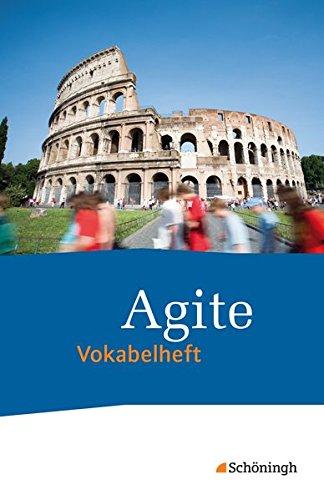 9783140104043: Agite. Vokabelheft. Arbeitsbücher für Latein