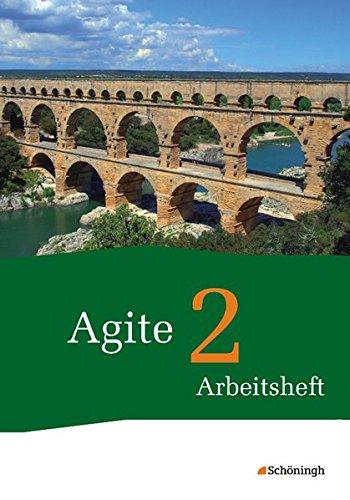 9783140104074: Agite 2. Arbeitsheft. Arbeitsbücher für Latein