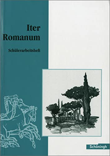 9783140105576: Iter Romanum. Schülerarbeitsheft. RSR. (Lernmaterialien)