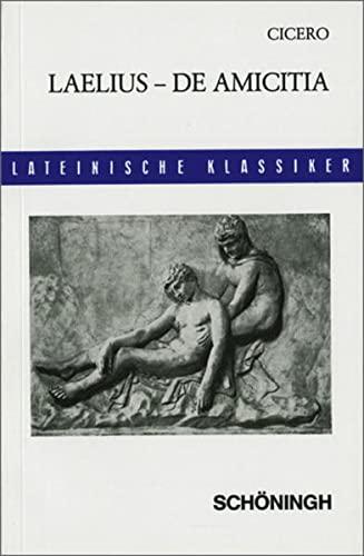 Laelius de amicitia: Cicero