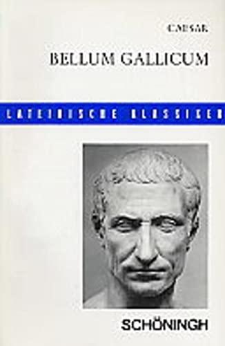 9783140107600: Bellum Gallicum