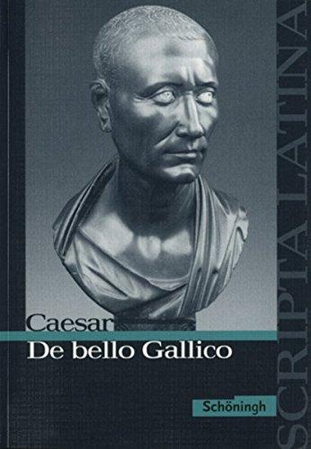 9783140109000: De bello Gallico. Ausgewählte Texte