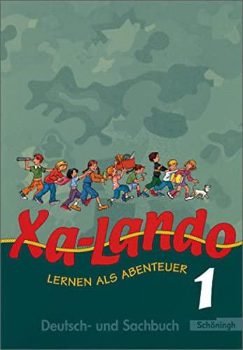 9783140133432: Xa-Lando 1. Neubearbeitung. Schülerbuch. Lernen als Abenteuer. U.a. Nordrhein-Westfalen.