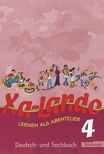 9783140133586: Xa-Lando 4 Neubearb SB u. a. NRW