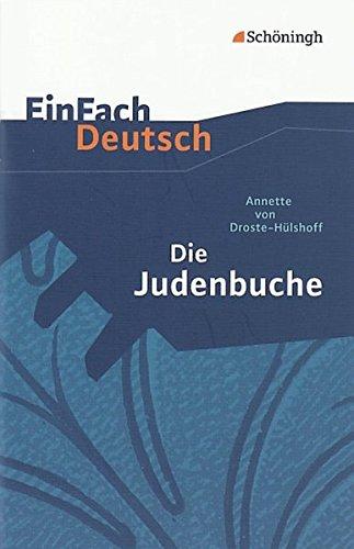 Die Judenbuche. Mit Materialien: Schà ningh im