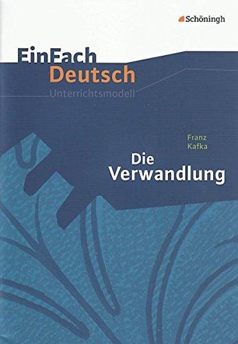 9783140222891: Einfach Deutsch: Einfach Deutsch/Kafka/Die Verwandlung Um