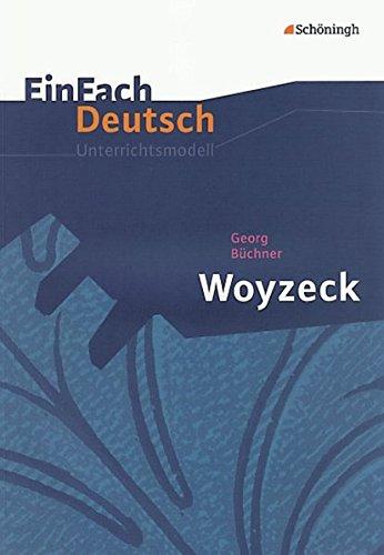 9783140223133: Einfach Deutsch: Einfach Deutsch/Buchner/Woyzeck Um (German Edition)