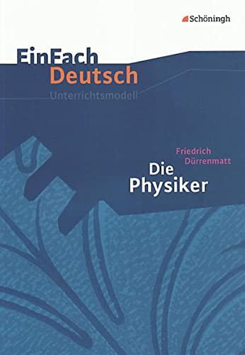 9783140224079: Einfach Deutsch: Einfach Deutsch/Durrenmatt/Die Physiker (German Edition)