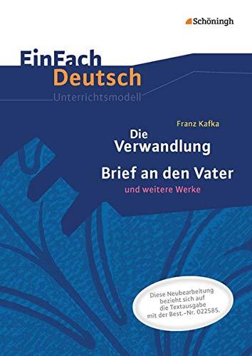9783140224963: Die Verwandlung. EinFach Deutsch Unterrichtsmodelle