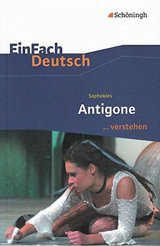 9783140225274: Antigone