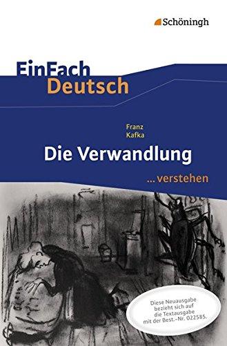 9783140225878: Die Verwandlung. EinFach Deutsch ...verstehen: Neubearbeitung