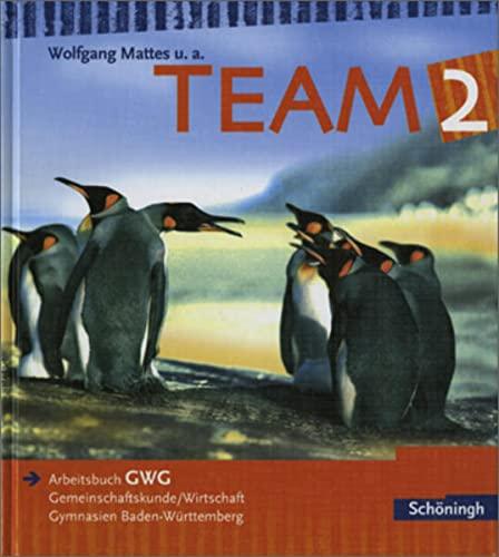 9783140236010: TEAM GWG. Arbeitsbücher für Gemeinschaftskunde und Wirtschaft an Gymnasien in Baden-Württemberg: TEAM 9./10. Schuljahr. Gemeinschaftskunde an ... GWG Klasse 10.N (Lernmaterialien)