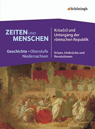 Zeiten und Menschen - Geschichte - Oberstufe: Lendzian, Hans-Jürgen (Hrg.)