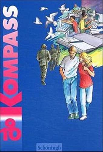 9783140259248: Kompass. Lesebuch 9/10: Lese- und literarische Arbeitsbücher für die Realschule