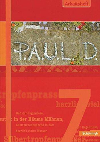 9783140280099: P.A.U.L. (Paul) 7. Arbeitsheft