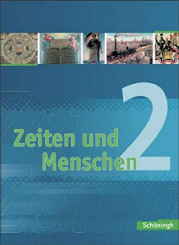 9783140345163: Zeiten und Menschen 2. Schülerband. Gymnasium (G8). Nordrhein-Westfalen: Geschichtswerk