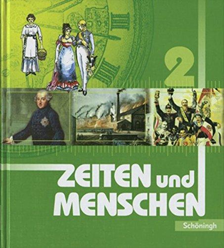 9783140345217: Zeiten und Menschen 2. Rheinland-Pfalz: Geschichtswerk Klasse 9
