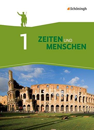 9783140345286: Zeiten und Menschen 1. Geschichtswerk für das Gymnasium (G8). Nordrhein-Westfalen. Neubearbeitung