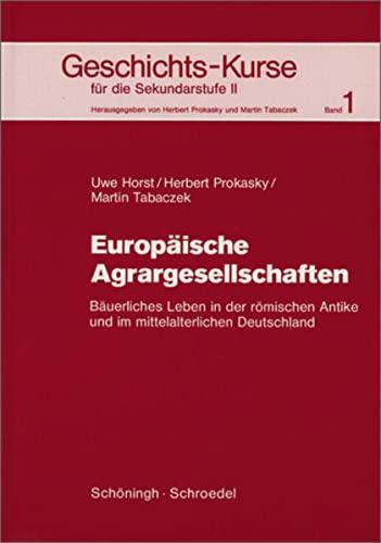 9783140348515: Europäische Agrargesellschaften