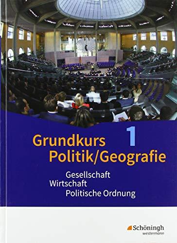 9783140359979: Grundkurs Politik/Geografie 1. Arbeitsbücher für die gymnasiale Oberstufe. Rheinland-Pfalz