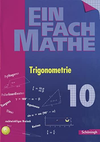 9783140373210: EinFach Mathe. Trigonometrie