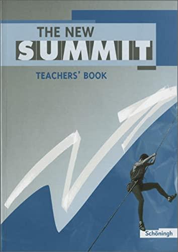 9783140400220: The New Summit - Ausgabe 2002: Teacher's Book