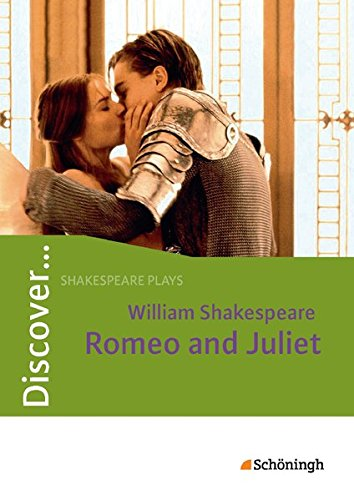 9783140400565: Discover... Romeo and Juliet. Mit Materialien