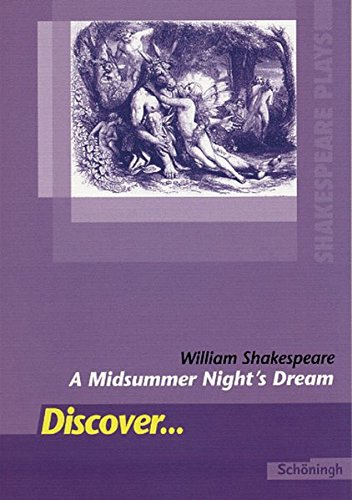 9783140400589: A Midsummer Night's Dream
