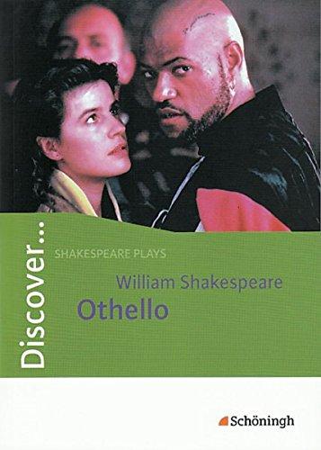 9783140400695: Discover. Othello: William Shakespeare: Othello: Schülerheft