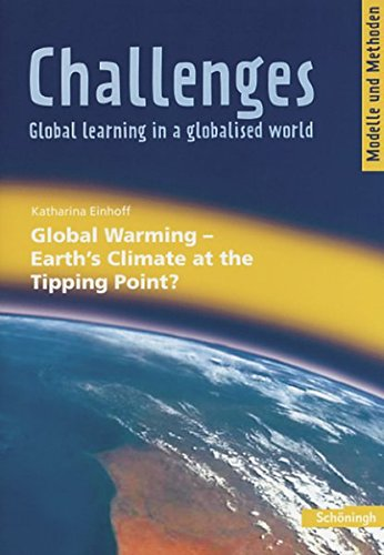 9783140402019: Challenges: Global Warming - Earth's Climate at the Tipping Point?