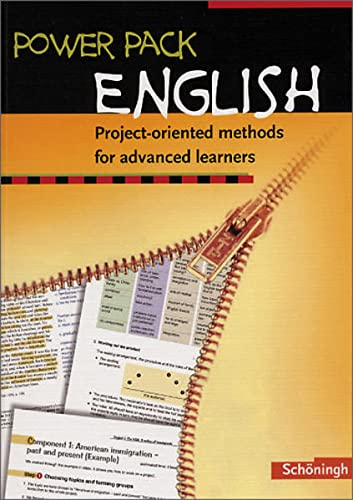Power Pack English: Project-oriented methods for advanced: Hinz, Klaus; Holtwisch,
