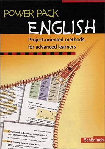 9783140412612: Power Pack English. Sekundarstufe 2ernen Sekundarstufe 1: Project-oriented methods for advanced learners