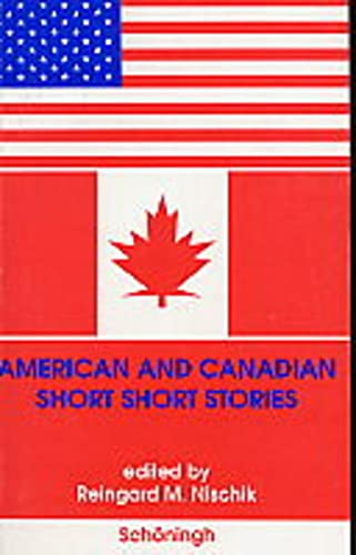 9783140431804: American and Canadian Short Short Stories. (Lernmaterialien)