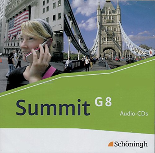9783140623995: Summit G8 - Texts and Methods. 2 CDs