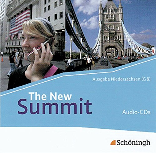 9783140624176: The New Summit 2 CDs. Niedersachsen