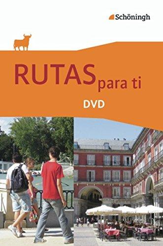 9783140624954: RUTAS para ti. DVD mit Zusatzmaterialien