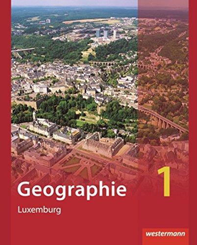 9783141001808: Diercke Geographie 1. Schülerband. Ausgabe für Luxemburg