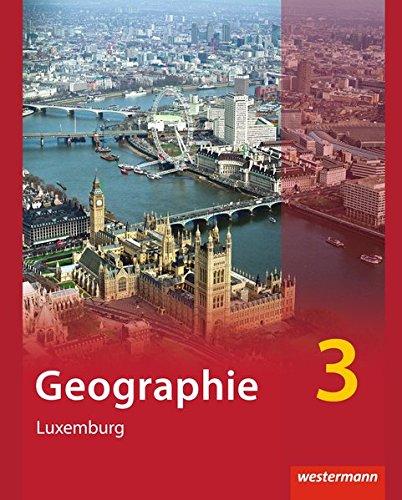 9783141001822: Diercke Geographie 3. Schülerband. Ausgabe für Luxemburg