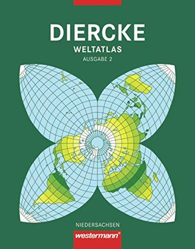 9783141006551: Diercke Weltatlas. Ausgabe 2. Realschulen. Niedersachsen