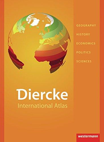 9783141007909: Diercke International Atlas