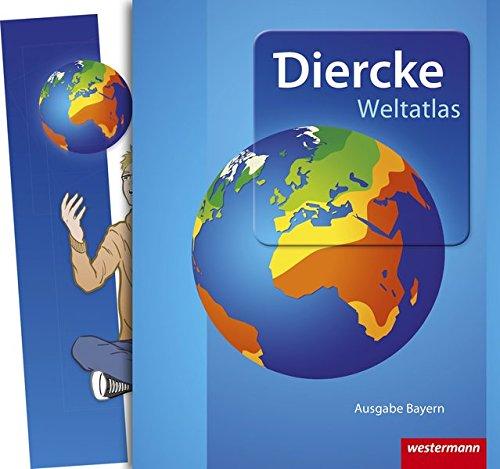 9783141008043: Diercke Weltatlas. Bayern. Aktuelle Ausgabe 2015
