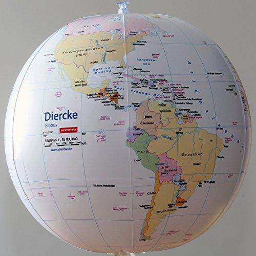 9783141008326: Diercke. Wasserball Politisch: Wasserball Politisch
