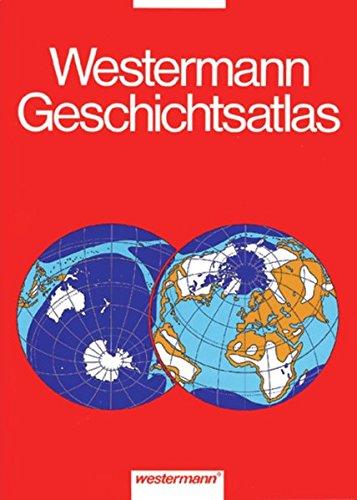 9783141009323: Westermann Geschichtsatlas (German Edition)