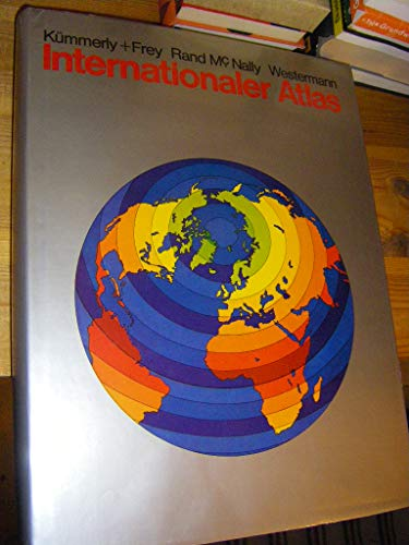 Internationaler Atlas = The international atlas. [Internat.: Castiglioni, Manlio [Hrsg.],